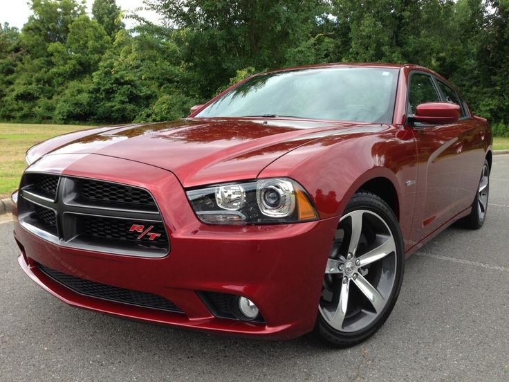 100th Anniversary Edition 2014 Charger R/T