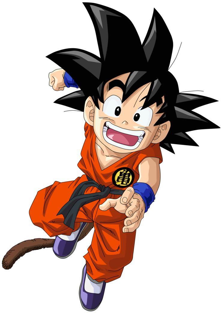 Son Goku - Dragon Ball Wiki - Wikia