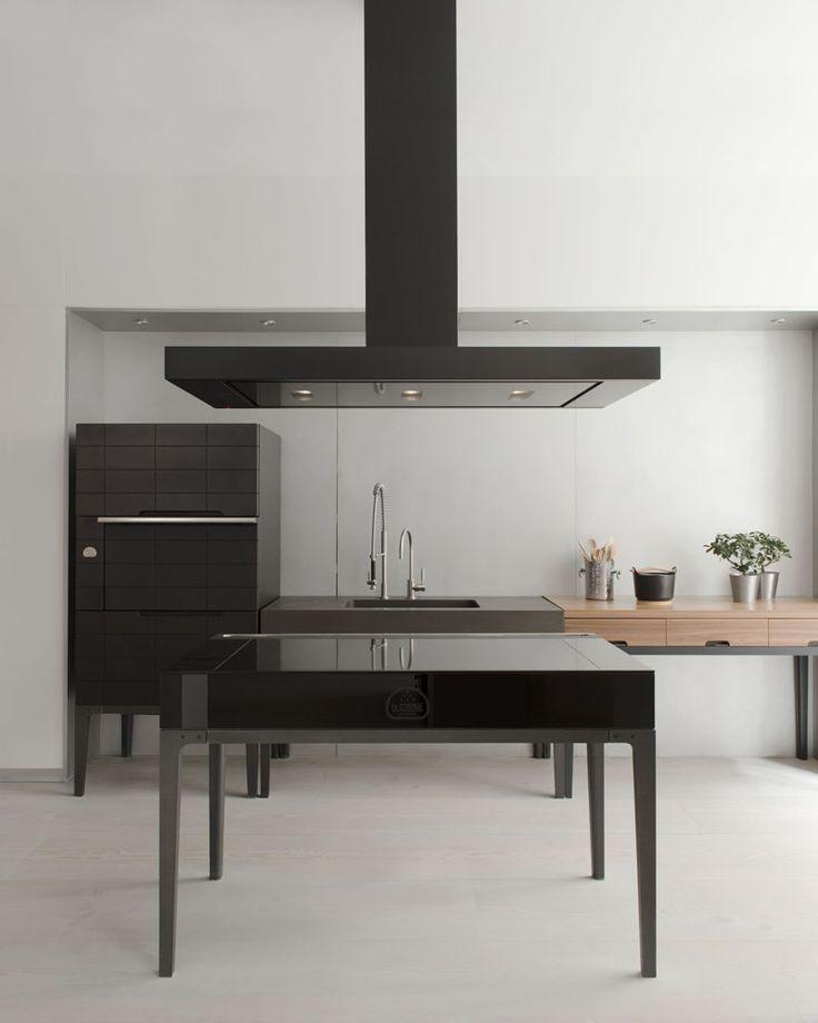 107 best cucina images on pinterest kitchen contemporary - Wilmotte design ...