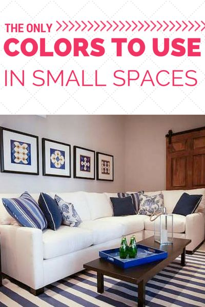 Color Rules For Small Spaces Hgtv For Living Room Colors