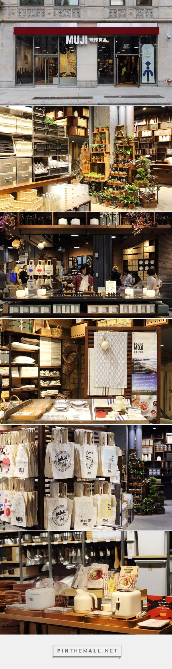 Flagship On Fifth Muji Opens Mammoth NYC Store