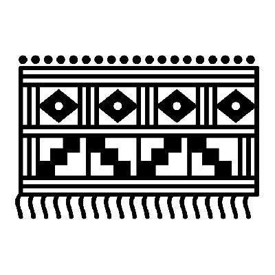 Татуировка у американских индейцев служила не только украшением, но и знаком племени, рода, тотема, указывала социальную принадлежность ее обладателя, а кроме того, наделялась определенной магической силой.
