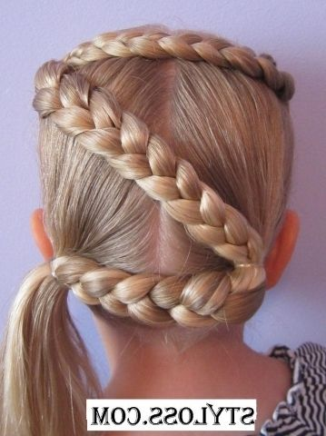 Cool Hairstyles For Girls For School Ideas