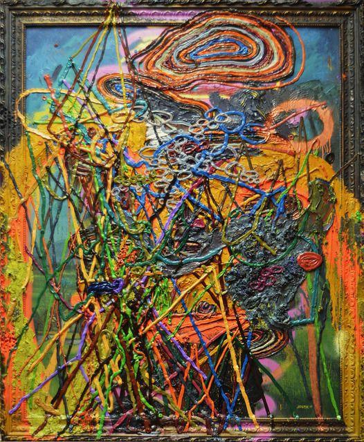Jigger Cruz, 'Misfortunes of the Orange Rhapsody,' 2014, ARNDT