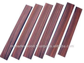 Sonokelling indian rosewood Fingerboards