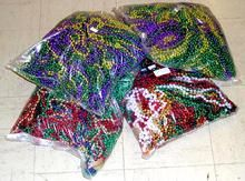 mardi gras beads bulk | Bulk Mardi Gras Beads - Mardi Gras colors or assorted colors. Bag ...
