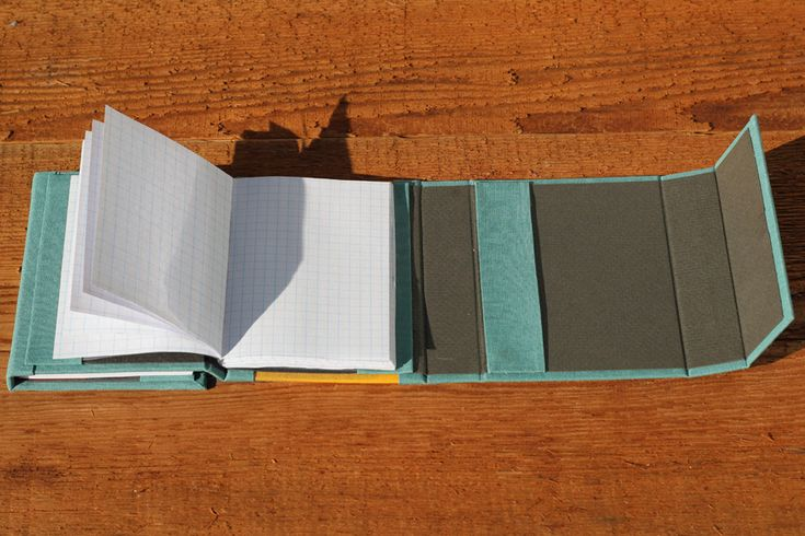 The Duo is a way to carry two notebooks in one place, wrapped in a beautiful hardcover made with traditional bookbinding techniques for protection.