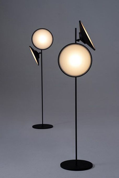 2-Moons lamp by Nir Meiri