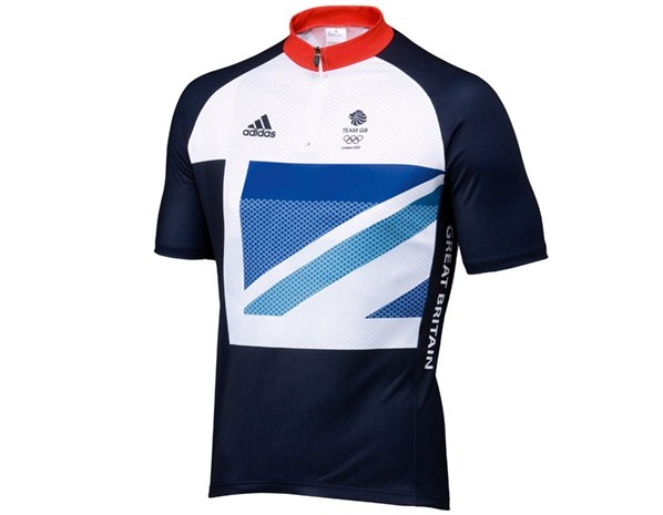 adidas Team GB Short Sleeve Cycling Jersey, £65.00 (© www.adidas.com (0870 240 4204))