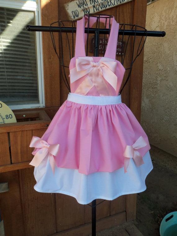 cinderelly apron