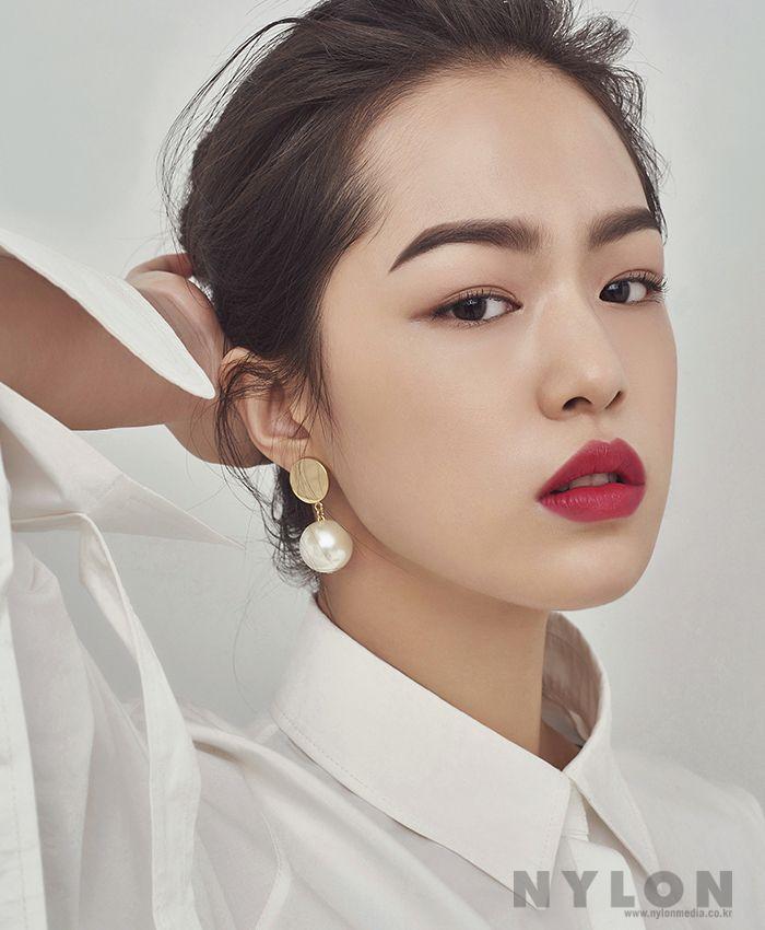 Han Sung Min by Lee Kyung Jin for Nylon Korea Feb 2017