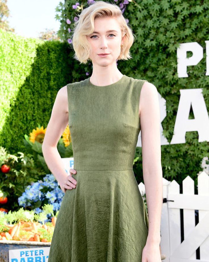 "673 Me gusta, 15 comentarios - Elizabeth Debicki (@elizabethdebickinators) en Instagram: ""Elizabeth Debicki attending the photo call for Peter Rabbit at The London Hotel, West Hollywood,…"""
