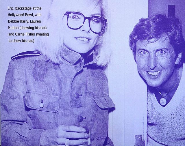 debbie harry and eric idle