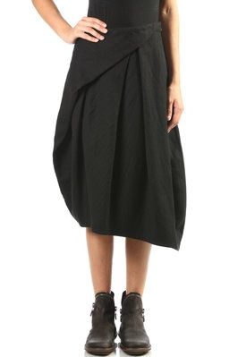FORME D' EXPRESSION - Tulip Shape Skirt