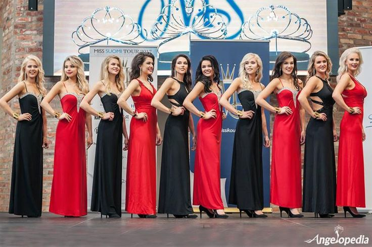 Miss Finland 2017 finalists unveiled