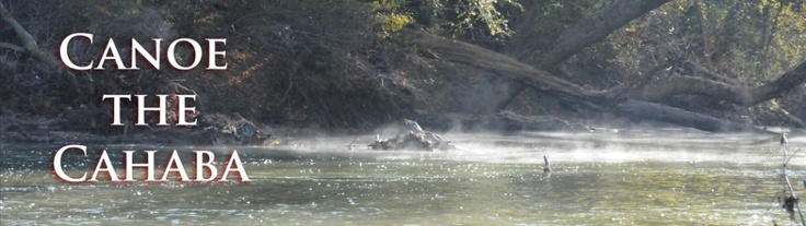 CanoetheCahaba.com - Canoe and Kayak Excursions on the Cahaba River