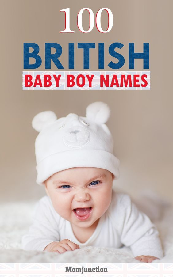 100 Most Popular British Baby Boy Names List Of For