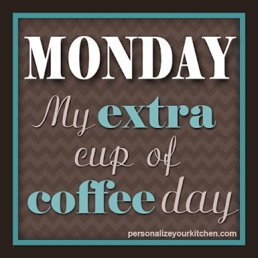 Happy Monday CoffeeLovers. Let's enjoy our extra CUP today. Cheers! #coffee #quotes