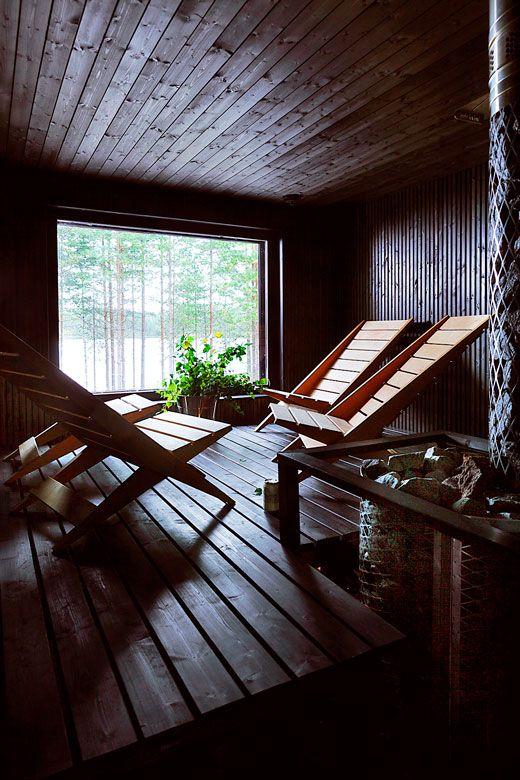 Sauna by SaimiHoyer