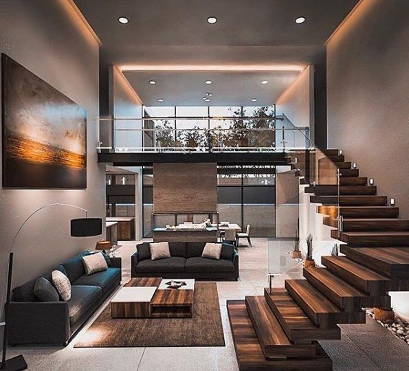 What Do You Think About This Beautiful Living Room Modern House Design Interior Architecture Design Modern Architecture House Latest modern beautiful living room