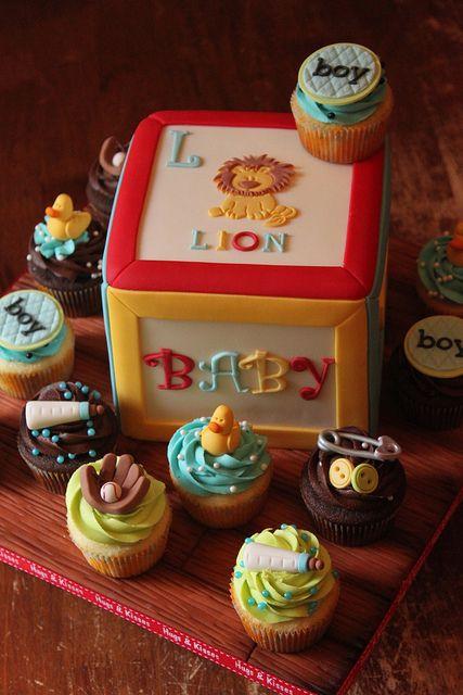 Cake leão