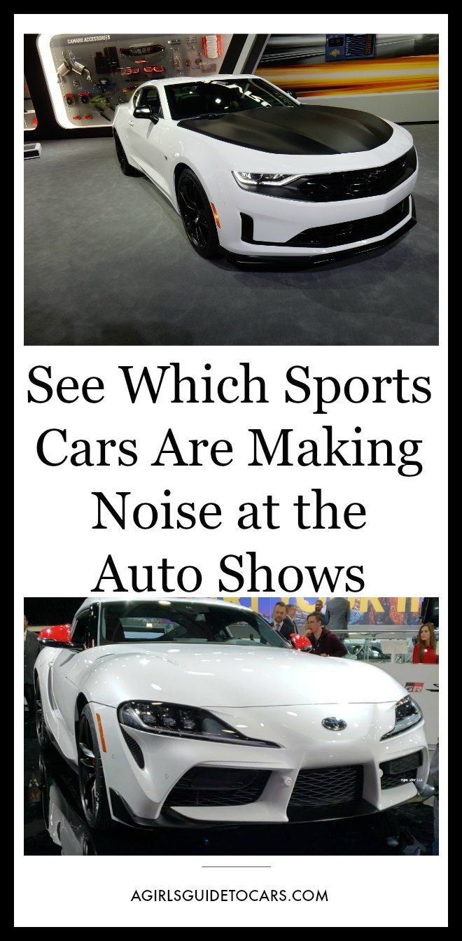 Sports Cars Are Making Beautiful Noise This Year | Sweet