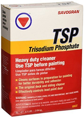 Savogran 10622 Trisodium Phosphate (TSP) 4.5lbs Savogran