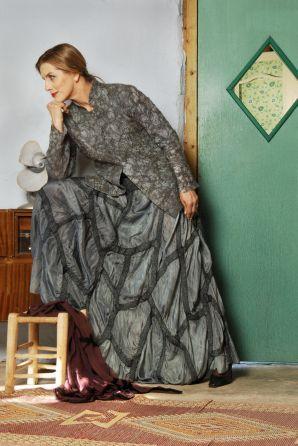wearable art- felt - claudia manokians felt