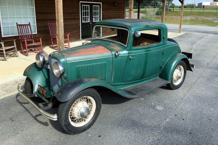 Low Mileage 1932 Ford 3 Window Coupe - http://barnfinds.com/low-mileage-1932-ford-3-window-coupe/