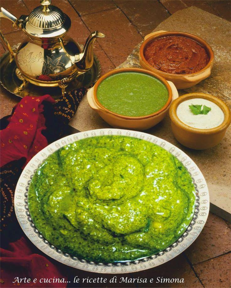 Arte e cucina...le ricette di Marisa e Simona: Pesto alle mandorle