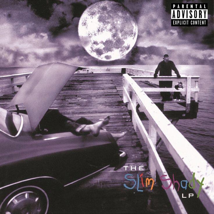 Eminem — The Slim Shady LP (Feb 23 1999)