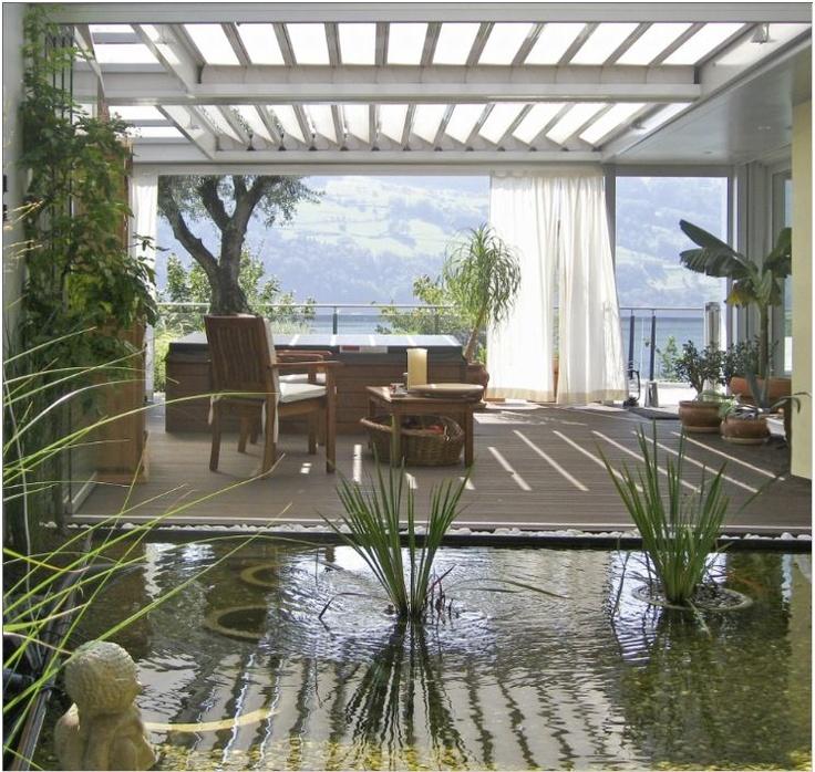 307 besten Terrasse Garten Bilder auf Pinterest   Gärten, Garten ...