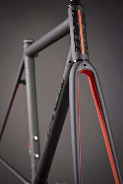 Custom Z1: Matte Clear // Lambo Orange // Reflective Black