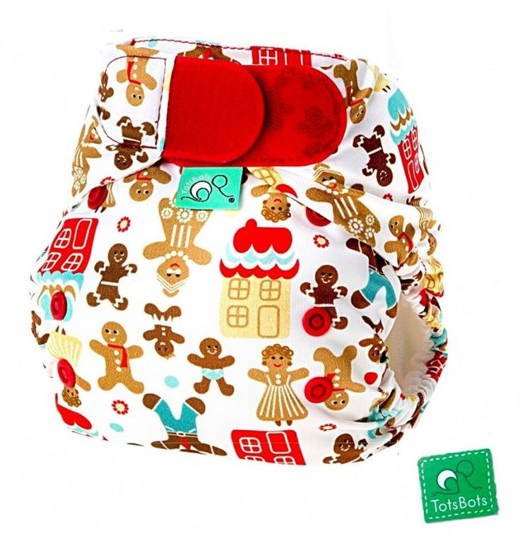 Pañal TE1 Easy Fit Gingerbread Family (Edición Limitada)