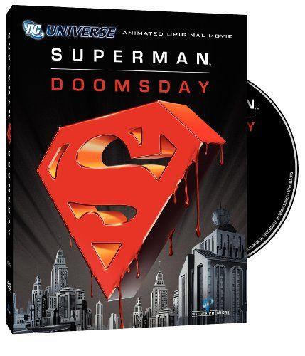 Superman: Doomsday (2007) DVD @ niftywarehouse.com #NiftyWarehouse #Superman #DC #Comics #ComicBooks