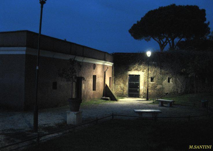 Roma Aventino_Parco degli aranci_(Foto di Maurizio Santini)