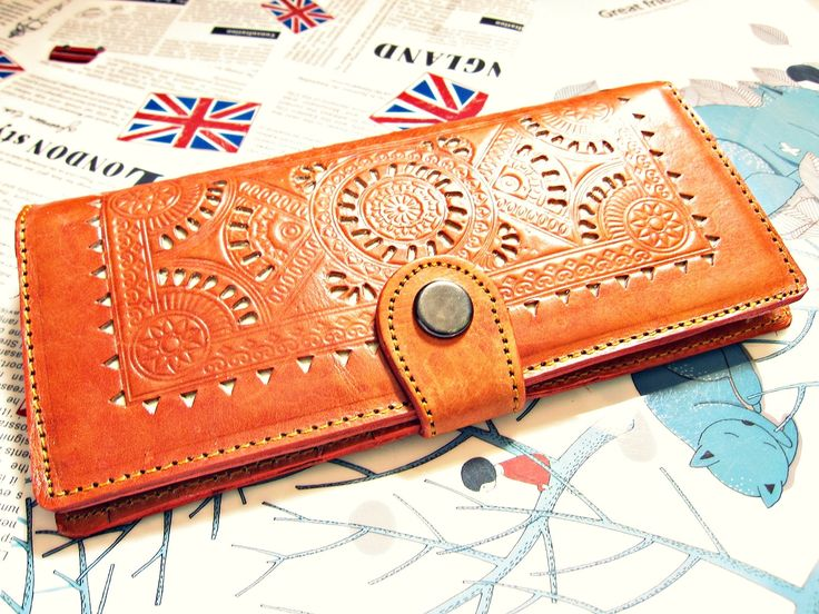 Kate Continental Vintage Genuine Leather Women Wallet Ladies Purse by nororoto on Etsy