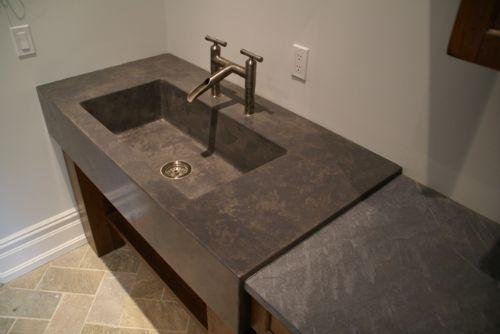 utility sink concrete - Google Search | Laundry Gloria | Pinterest ...