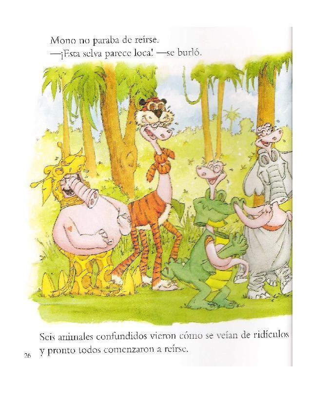 Los Duendes Y Hadas De Ludi La Selva Loca La Selva Loca Selva Animales