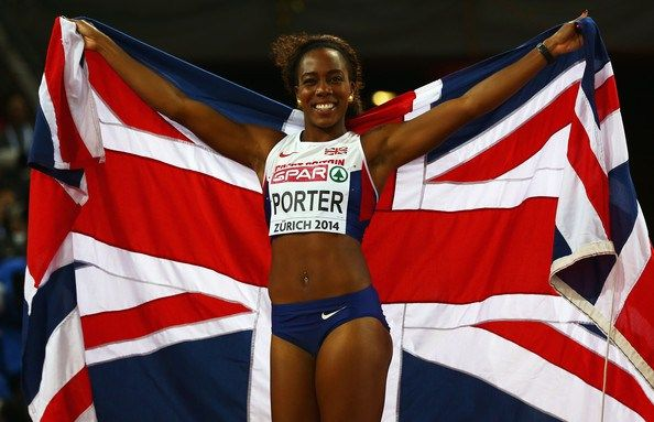 Tiffany Porter featured in Top 5 Siblings who are Track and Field athletes! (Photo Credit: Getty Images)