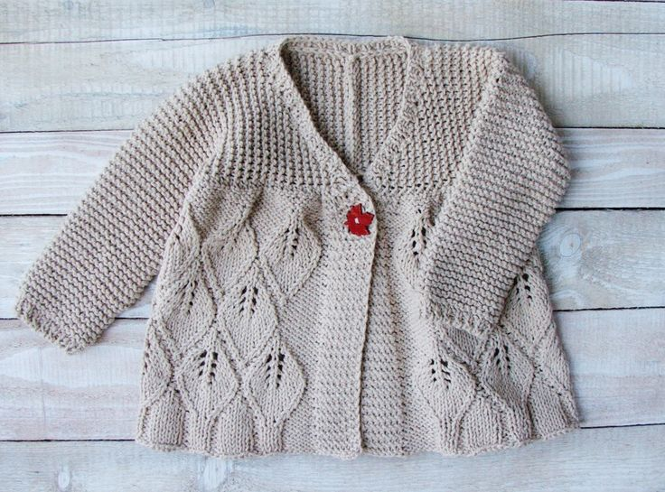 612 best Knitted Children's Sweaters images on Pinterest ...
