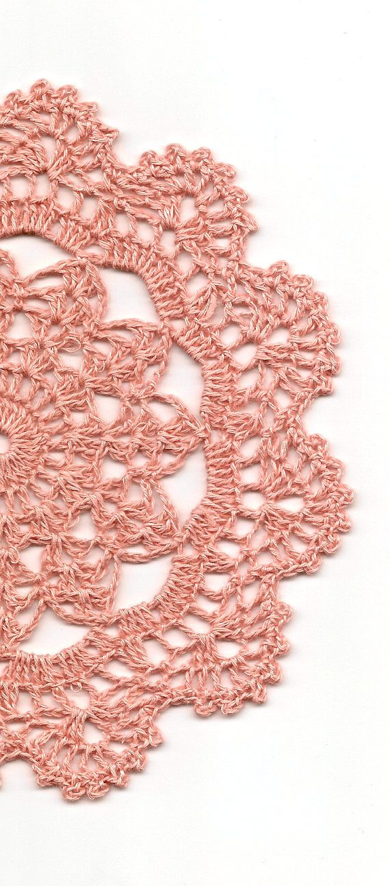 Eco Friendly Crochet Doily Lace Lacy Doilies Elegant Linen