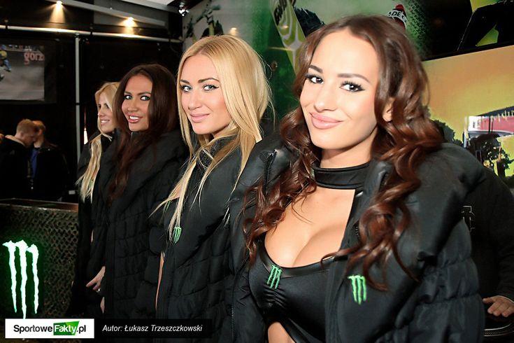 Monster Energy Girls przed Speedway Grand Prix Polski w Toruniu