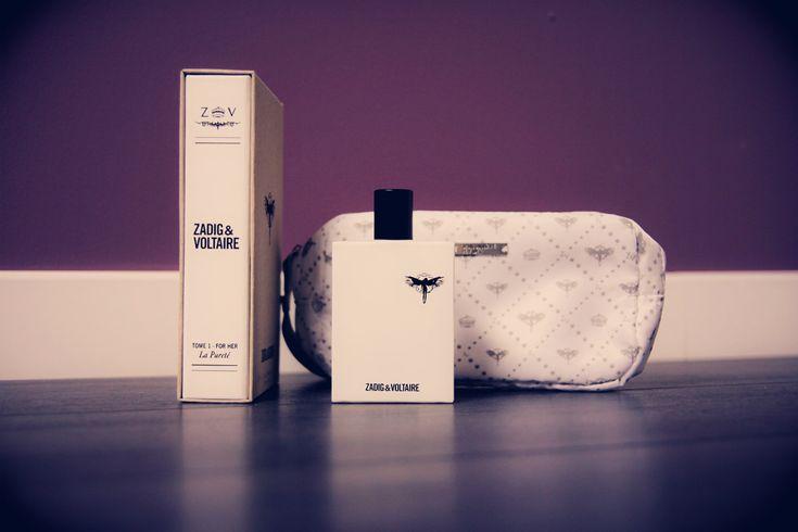 zadig voltaire parfum la puret w sh l st pinterest. Black Bedroom Furniture Sets. Home Design Ideas
