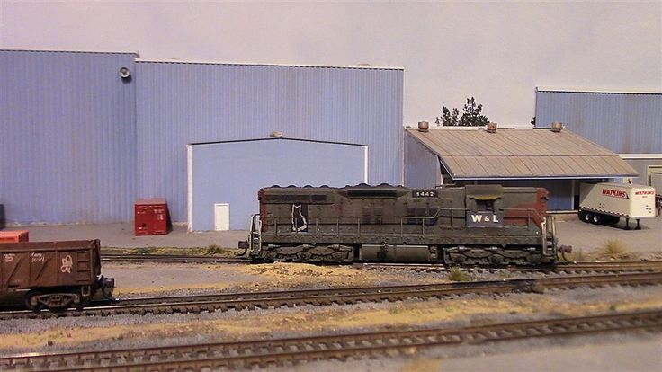 W&L #1442 AWAITS IT'S SWITCHING DUTY - Model Railroader Magazine - Model Railroading, Model Trains, Reviews, Track Plans, and Forums