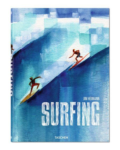 SURFING BY HEIMANN COFFEE TABLE BOOK