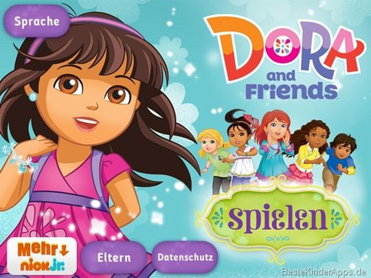Dora and Friends App fuer Kinder - Nickelodeon (21)