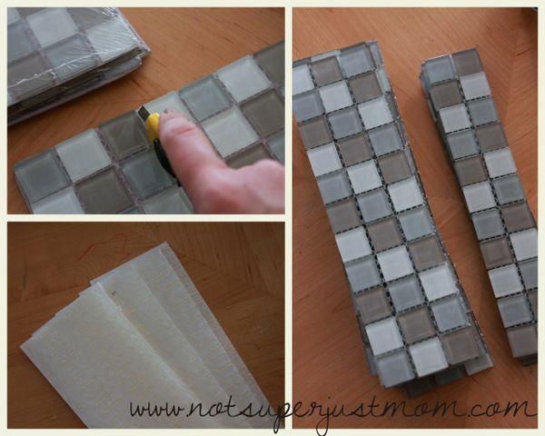 1000 Ideas About Tile Mirror Frames On Pinterest Tile