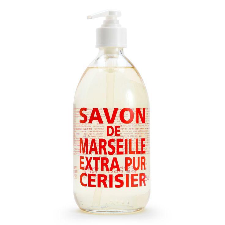 Savon de Marseille Liquid Soap (16.9 oz) | Vickerey