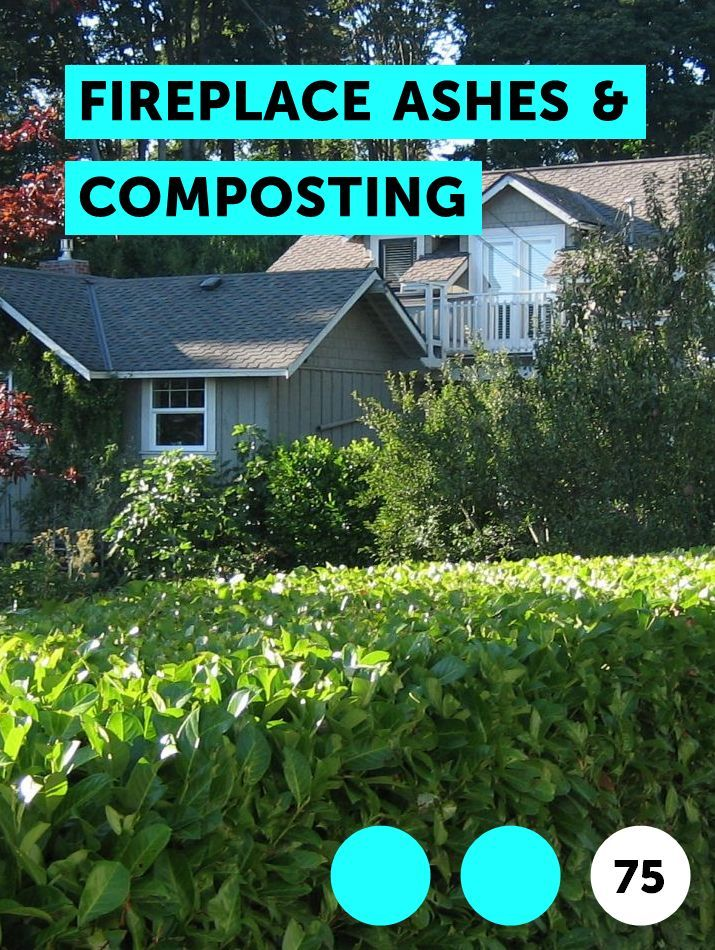 Astounding Fireplace Ashes Composting Soil Plants Growing Home Interior And Landscaping Ponolsignezvosmurscom